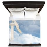 Gate Of Heaven King Duvet