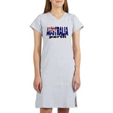 Australia Perth Women's Nightshirt