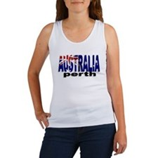Australia Perth Women's Tank Top