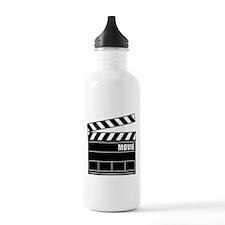 Clapper Board Water Bottle