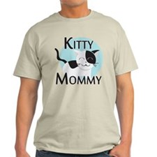 Kitty Mommy Cute Cat T-Shirt