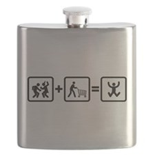 Shopping Flask