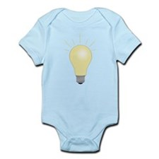 Light Bulb Onesie