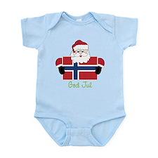 God Jul Infant Bodysuit