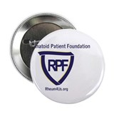 "Rheumatoid Patient Foundation T-shirt 2.25"" Button"