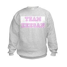 Pink team Keegan Sweatshirt