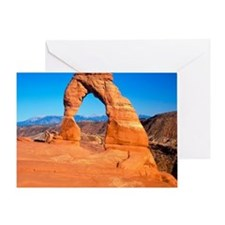 Arches National Park, Utah - Greeting Card