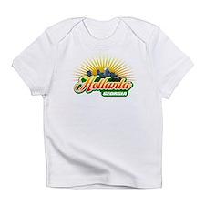 Hotlanta Georgia Infant T-Shirt