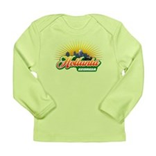 Hotlanta Georgia Long Sleeve Infant T-Shirt