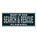 Alabama Search Rescue Postcards (Package of 8)