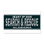 Alabama Search Rescue 20x12 Wall Decal