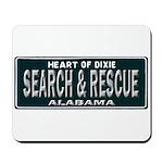 Alabama Search Rescue Mousepad