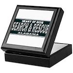 Alabama Search Rescue Keepsake Box