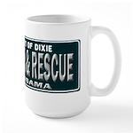 Alabama Search Rescue Large Mug