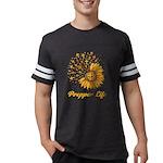 Alabama Search Rescue Organic Kids T-Shirt (dark)