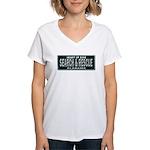Alabama Search Rescue Women's V-Neck T-Shirt