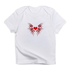 Heart tattoo tribal Infant T-Shirt