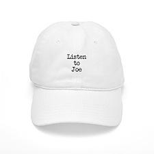 Listen to Joe Baseball Cap