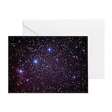 Orion's Belt - Greeting Card
