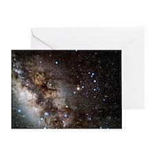 Scorpius constellation - Greeting Card