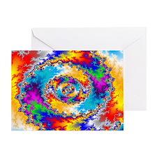 Mandelbrot fractal - Greeting Card
