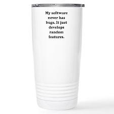 Cute Software Travel Mug