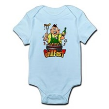 GrillFest Infant Bodysuit