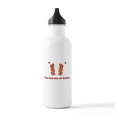 Bacon Love Water Bottle