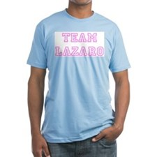 Pink team Lazaro Shirt