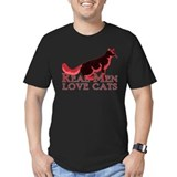 Real Men Love Cats 2 T