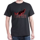 Real Men Love Cats 2 T-Shirt