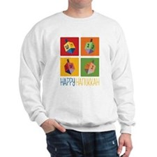 Happy Hanukkah Sweatshirt