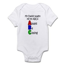 Always Be Closing - Daddy Infant Bodysuit