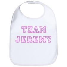 Pink team Jeremy Bib