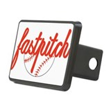 Fast Pitch Rectangular Hitch Cover