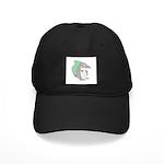 Goofy Armadillo Black Cap