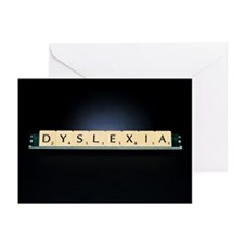 Dyslexia - Greeting Cards (Pk of 10)