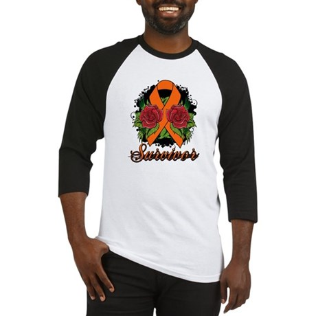 RSD Survivor Tattoo Baseball Jersey
