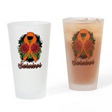 RSD Survivor Tattoo Drinking Glass