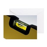 Spirit level - Greeting Cards (Pk of 10)