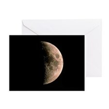 Waxing crescent Moon - Greeting Cards (Pk of 10)