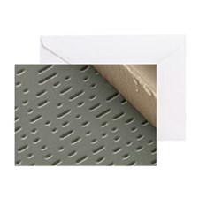 Compact disc surface - Greeting Cards (Pk of 10)