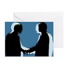Handshake - Greeting Cards (Pk of 10)