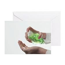Antibacterial soap - Greeting Cards (Pk of 10)