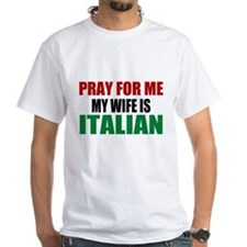 Pray Wife Italian Shirt