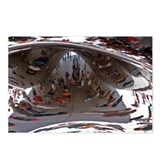 Cloud Gate sculpture in Chicago - Postcards (Pk of