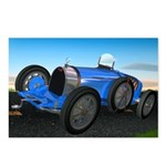 Bugatti Postcards (Package of 8)