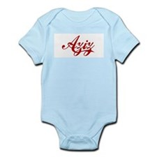 Aziz name Infant Bodysuit