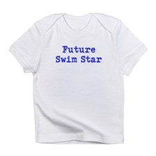 Future Swim Star Boys Blue Infant T-Shirt
