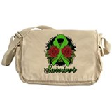 Non-Hodgkins Lymphoma Survivor Tattoo Messenger Ba